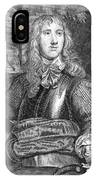 Sir Charles Lucas  Military Commander IPhone Case