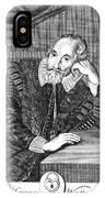 Sir Henry Wotton (1568-1639) IPhone Case