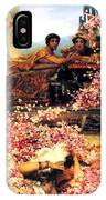 Sir Lawrence Alma Tadema IPhone Case