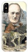 Sir Richard Owen (1804-1892) IPhone Case