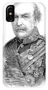 Sir William Williams  (1800-1883) IPhone Case
