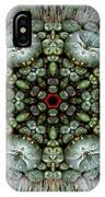 Sister Cactus Mandala IPhone Case