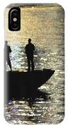 Six On A Boat IPhone Case