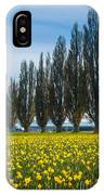 Skagit Trees IPhone Case
