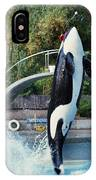 Skana Orca Vancouver Aquarium 1974 IPhone Case