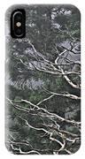 Skeletal Treescape IPhone Case