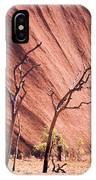 Skeleton Trees IPhone Case