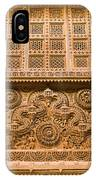 Skn 1657 Wall Architecture IPhone Case