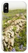 Skomer Wildflowers IPhone Case