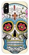 Skull 10 IPhone Case