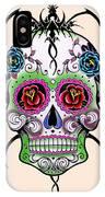 Skull 11 IPhone Case
