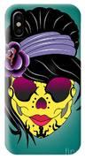 Skull 13 IPhone Case
