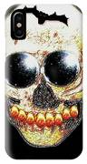 Skull Art In A Surrealism Definition IPhone Case
