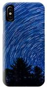 Sky In Motion IPhone Case