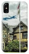 Skylands Manor IPhone Case