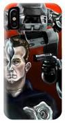 Skynet Vs Ocp IPhone Case