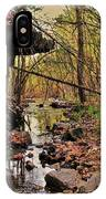 Slate Bottom Creek IPhone Case
