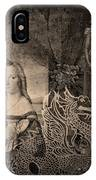 Slaying Dragons II IPhone Case