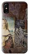 Slaying Dragons IPhone Case