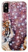 Sleeping Tigers Dream Such Sweet Dreams Kitties In Heaven IPhone Case