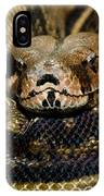 Sleepy Snake IPhone Case