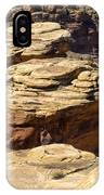 Slickrock Canyon Formations IPhone Case