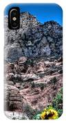 Slide Rock Canyon IPhone Case