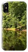 Slippery Rock Creek IPhone Case