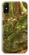 Slippery Rock Creek Bridge IPhone Case