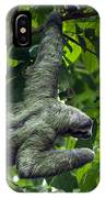 Sloth 8 IPhone Case