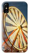 Slow Down The Ferris Wheel IPhone Case