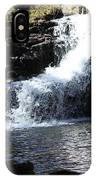 Small Falls IPhone X Case