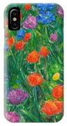 Small Flowers IPhone Case