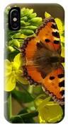 Small Tortoiseshell IPhone Case