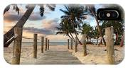 Smathers Beach 2 IPhone Case