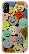 Smilies IPhone Case