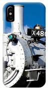 Smiling Locomotive IPhone Case