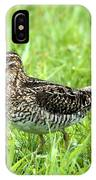 Smiling Snipe IPhone Case