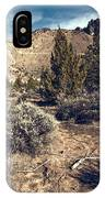 Smith Rock In Autumn IPhone Case