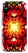 Smoke Art 104 IPhone Case