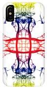 Smoke Cross 4 IPhone Case