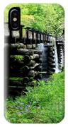 Smoky Mountain Mill IPhone Case