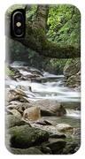Smokey Mountain Stream. No 547 IPhone Case