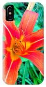 Smokie Mountian Wild Flower IPhone Case