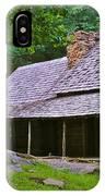 Smoky Mountain Cabins IPhone Case