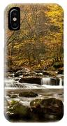 Smoky Mountain Gold II IPhone Case