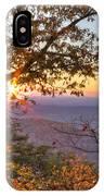 Smoky Mountain High IPhone Case