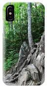 Smoky Mountain Hike IPhone Case