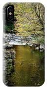 Smoky Mountian River IPhone Case