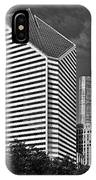 Smurfit-stone Chicago - Now Crain Communications Building IPhone Case